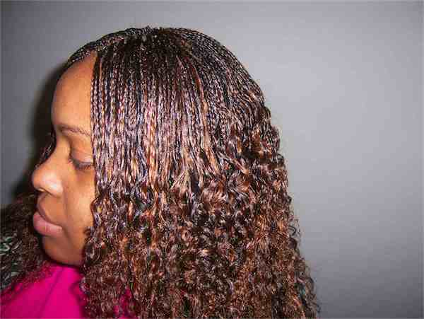 Swell African Hair Braiding Wet And Wavy Braids Short Hairstyles For Black Women Fulllsitofus